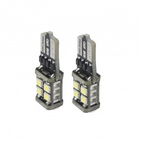 NOVSIGHT Lampu Mobil Headlight LED T10 W5W 11 SMD 2835 2 PCS - A383 - White - 4