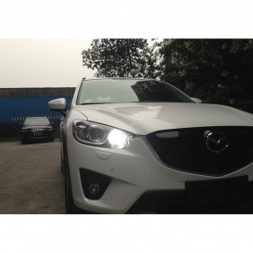 NOVSIGHT Lampu Mobil Headlight LED T10 W5W 11 SMD 2835 2 PCS - A383 - White - 7