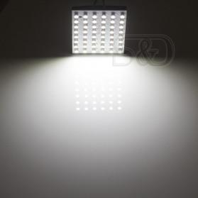 Yue Xin Shun Lampu Mobil Headlight LED T10 BA9S W5W 48 SMD 3528 1 PCS - White
