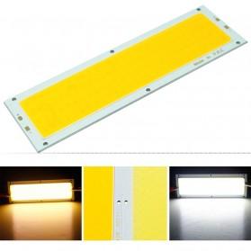 Lampu Mobil LED COB 10W 1PCS - Warm White
