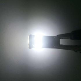 Lampu Mobil Headlight LED T10 W5W 8 SMD 1210 2 PCS - White - 5