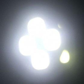 Lampu Mobil Headlight LED T10 W5W 8 SMD 1210 2 PCS - White - 6