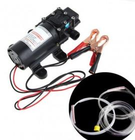 Pompa Air Mobil High Pressure 12V 5L/Min - Black - 4