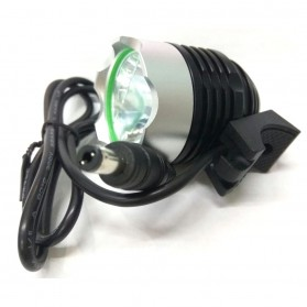Newboler Lampu Sepeda DC 1800 Lumens CREE XML - T6 - Black - 2