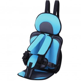 Car Seat Bayi Portable Comfy Sponge - BA04 - Blue