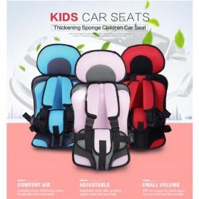 Car Seat Bayi Portable Comfy Sponge - BA04 - Blue - 8