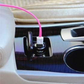 YOPIN Car Charger 2 Port 2.4A QC3.0 - Black - 4