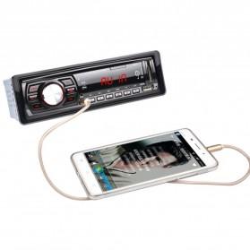 Audio Player Mobil 12V 1Din FM Receiver AUX USB SD Slot - CDX-GT1044 - Black - 2