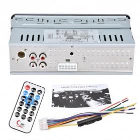Audio Player Mobil 12V 1Din FM Receiver AUX USB SD Slot - CDX-GT1044 - Black - 8