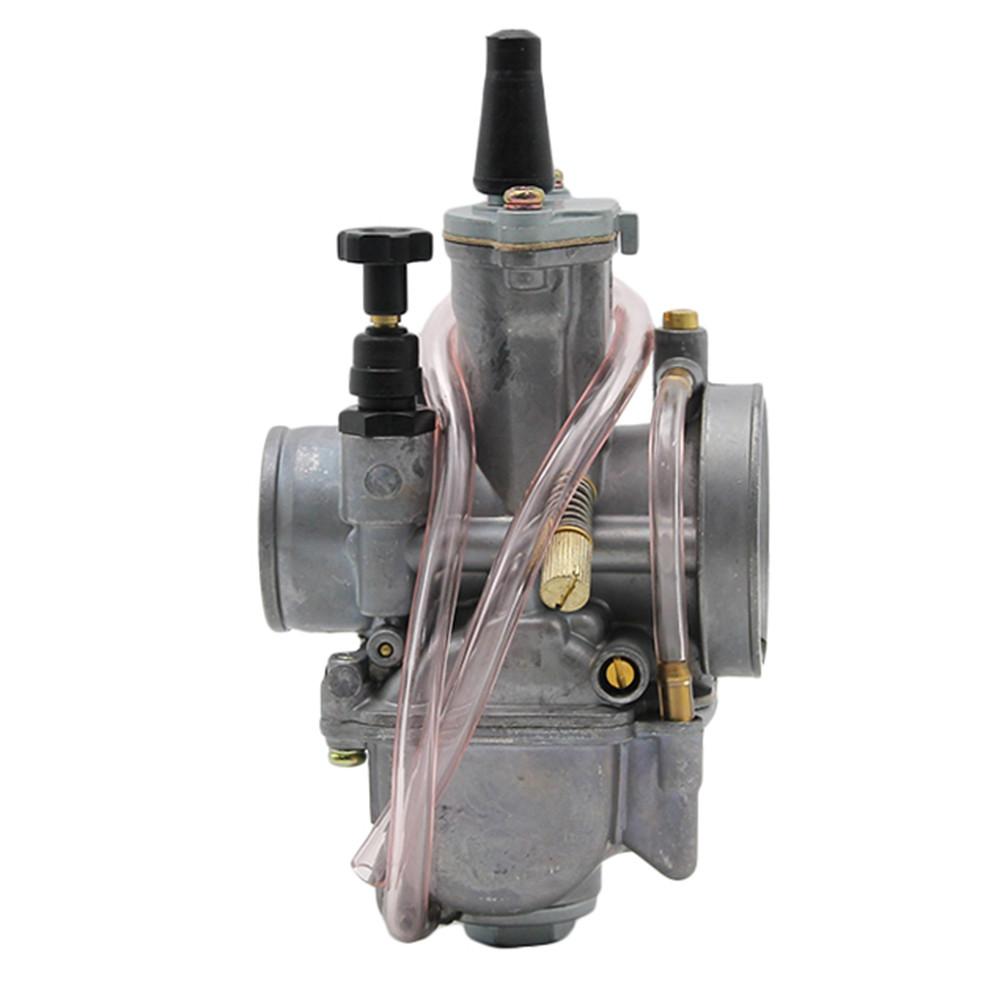 Karburator Motor PWK 28 MM KR150 - Silver