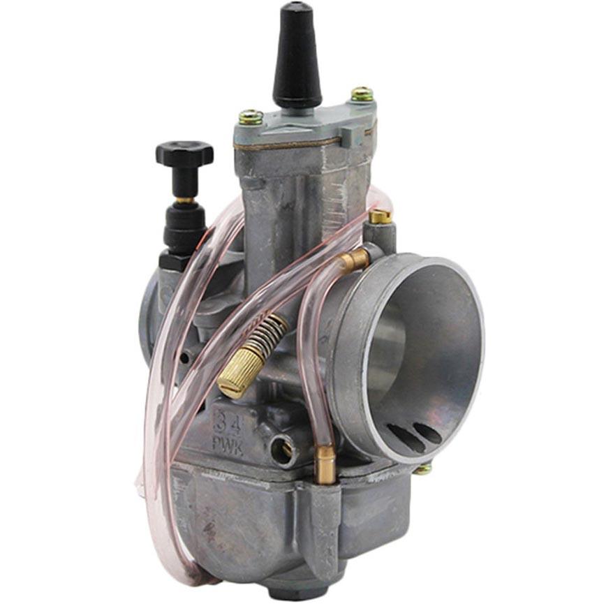 Karburator Motor PWK 30 MM KR150 - Silver