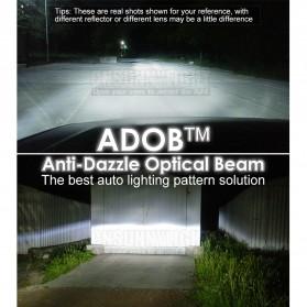Lampu Mobil Headlight LED H7 SMD 2 PCS - White - 3