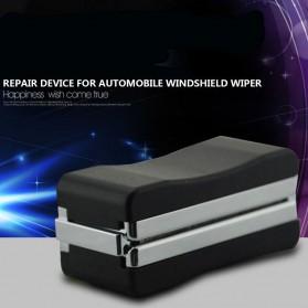 Alat Reparasi Wiper Mobil Scratch Wiper Blade Repair Kit - C37773 - Black - 4