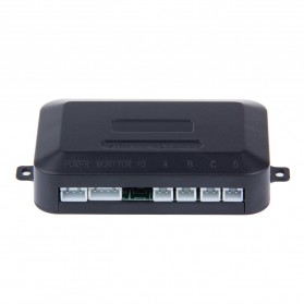 Parktronic Radar LED dengan 4 Sensor Parkir Mobil - LH811A8R62 - Black - 8