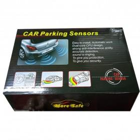 Parktronic Radar LED dengan 4 Sensor Parkir Mobil - LH811A8R62 - Black - 11