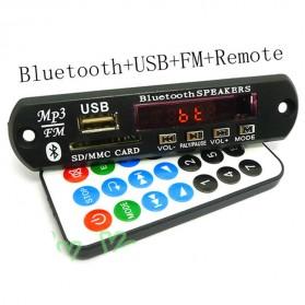 Digital Decoding Board Bluetooth SD Card FM Radio - 1