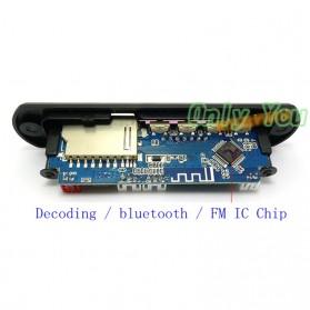 Digital Decoding Board Bluetooth SD Card FM Radio - 2