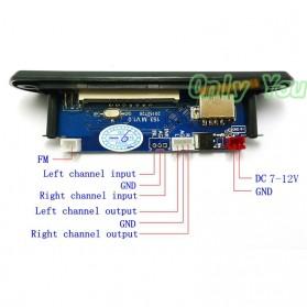 Digital Decoding Board Bluetooth SD Card FM Radio - 3