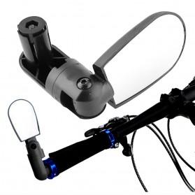 DUUTI Kaca Spion 360 Rotate Handlebar Sepeda 1PCS - LY4437 - Black - 3