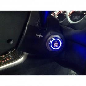 Push Start System Keamanan Mobil Canggih Keyless RFID - KQS-Q4 - Black - 4