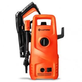 Lutian Alat Cuci Mobil Portable High Pressure Car Washer - LT202 - Orange