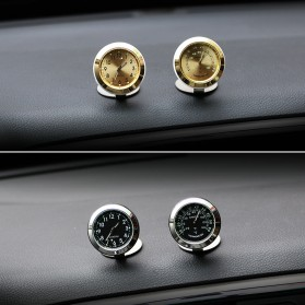 Dekorasi Mobil Car Thermometer - Black - 2