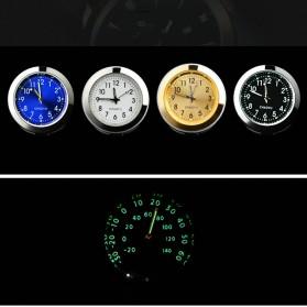 Dekorasi Mobil Car Thermometer - Black - 5