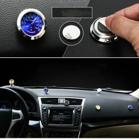 Dekorasi Mobil Car Thermometer - Black - 6