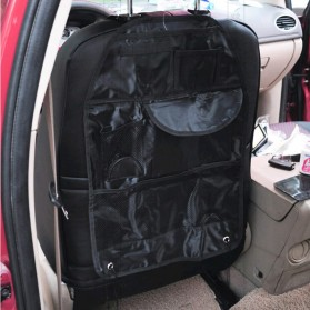 Tas Gantung Kursi Belakang Mobil Backseat Organizer - Black