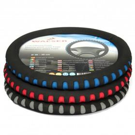 Cover Stir Mobil EVA Sporty Diameter 38CM - Red - 4