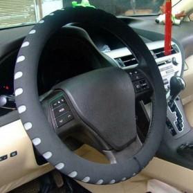 Cover Stir Mobil EVA Sporty Diameter 38CM - Red - 5