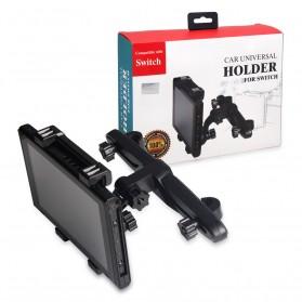 Divo Backseat Smartphone Tablet Car Holder Mobil for Nintendo Switch - SW022 - Black