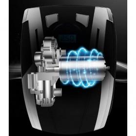 Rundong Inflator Pompa Mobil Truk Elektrik Serba Guna - AC-980 - Black - 4