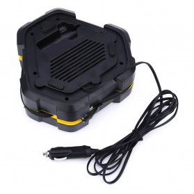 Carzkool Pompa Ban Portable Air Compressor 12V - CZK-3603 - Black/Yellow - 4