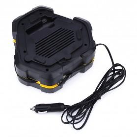 Carzkool Pompa Ban Portable Air Compressor 12V - CZK-3603 - Black/Yellow - 4