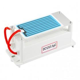 Ozonizer DIY Ozone Generator 3.5g/h Car Air Purifier - AZ-YTS - White - 3