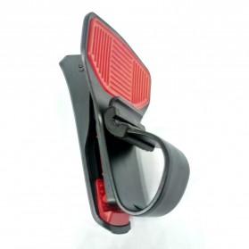 Universal Smartphone Car Holder Clip - Black