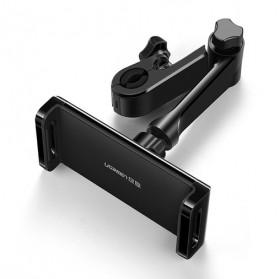 Backseat Smartphone Tablet Car Holder Mobil - LP137 - Black