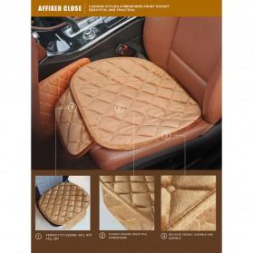 Cover Jok Kursi Mobil Cloth Cushion 3 Set - Black - 7