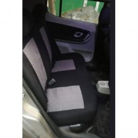 Cover Jok Kursi Mobil Universal Interior Styling Decoration - TKBW - Black - 3