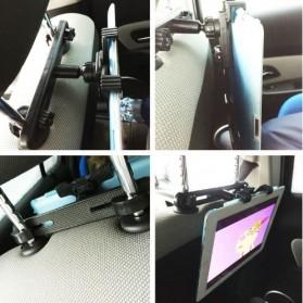 Tendway Backseat Smartphone Car Holder Mobil for Tablet 8-11 Inch - SBT-1104 - Black - 5