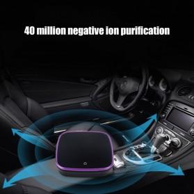 Onever Car Air Purifier Mobil Formaldehyde PM2.5 Filter - XQ-CLJ-008 - Black - 2