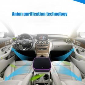 Onever Car Air Purifier Mobil Formaldehyde PM2.5 Filter - XQ-CLJ-008 - Black - 3
