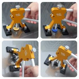 SUPER PDR Alat Reparasi Mobil Penyok Ketok Magic Car Repair Tool Kit - 3