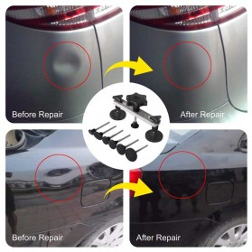 SUPER PDR Alat Reparasi Mobil Penyok Ketok Magic Car Repair Tool Kit - 5