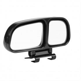 CHSKY Spion Mobil Kiri Blind Spot Parking Mirror 1 PCS - U8R-V-027 - Black