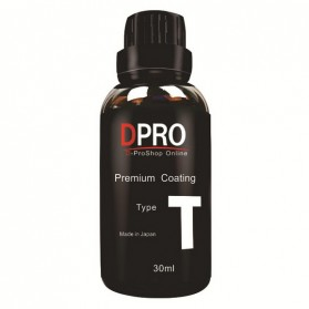 DPRO Premium Coating Crystal Liquid Hydrophobic Mobil Type T 30ml - 7822Ns - Black
