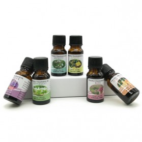 Taffware Pure Aroma Essential Fragrance Oil Minyak Aromatherapy 6 in 1 10ml - RHJY - 8