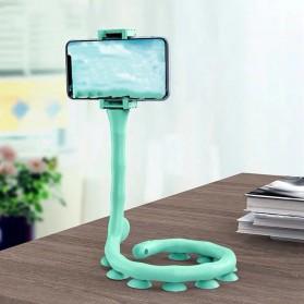 SUPMANGO Universal Smartphone Holder Caterpillar Suction Cup Lazypod Flexible Neck - SH-G6153 - Multi-Color - 2
