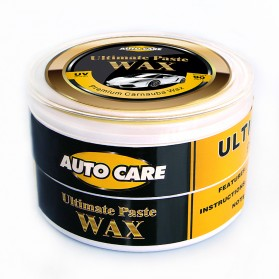 Auto Care Carnauba Wax Paint Car Coating Sunproof - MC308 - Black